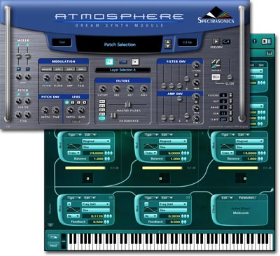 Atomosphere and Absynth4